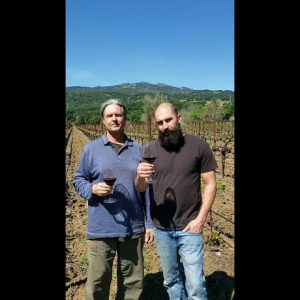 Vezer Family Vineyard Shares Their Petite Sirah With Our Members