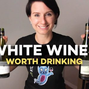 White Wines Worth Drinking