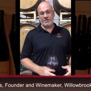 Willowbrook Cellars 2016 North Coast Pinot Noir