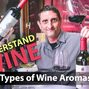 Wine Bouquet Vs Aroma - What Makes the Taste of Wine?