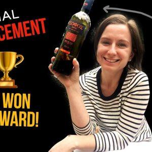 Wine Communicator of The Year!?