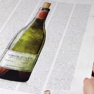 Wine Glossary Design with Madeline Puckette