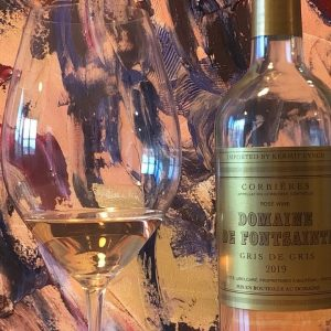 Wine Reviews - Wines Under $20 - 2019 Domaine de Fontsainte Gris de Gris