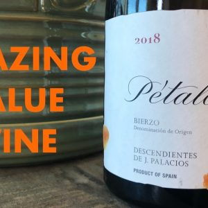 One of the worlds best value wines: Descendientes de Jose Palacios ''Petalos''