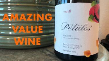 One of the worlds best value wines: Descendientes de Jose Palacios ''Petalos''