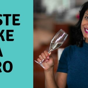 Difference between Champagne and sparkling wine (TASTE WINE LIKE A PRO)