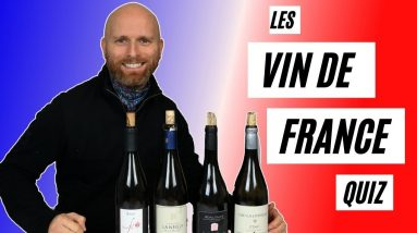 Les Vin de France Quiz - How well do you know your French wine? WSET style questions.