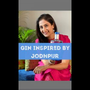 Jodhpur Gin I The Perfect Pour I Gin I Vaniitha Jaiin I Gin Review