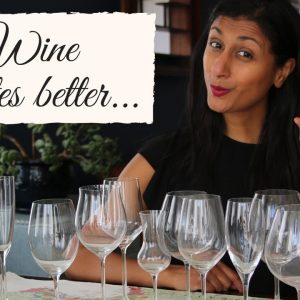Riedel wine glasses: Do we need them?