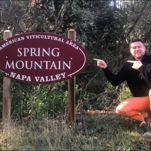 SPRING MOUNTAIN AVA - Napa Valley Sub-Appellation Series 12/16