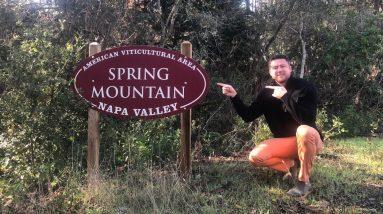 SPRING MOUNTAIN AVA - Napa Valley Sub-Appellation Series 12/16