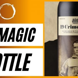 The Magic Bottle  - 19 Crimes Red Wine from Australia
