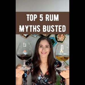 """TOP 5 RUM MYTHS BUSTED""IThe Perfect Pour ChannelIVaniithaJaiinIRum"