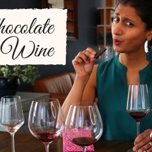 Wine Pairing with Chocolate (Treat Yourself!)