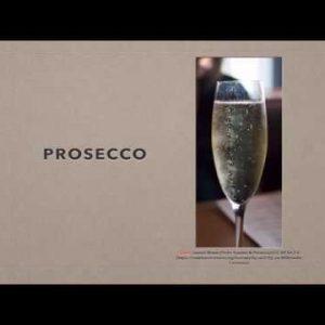 Winecast: Prosecco