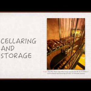 Winecast: Storage and Cellaring