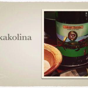 Winecast: Txakolina