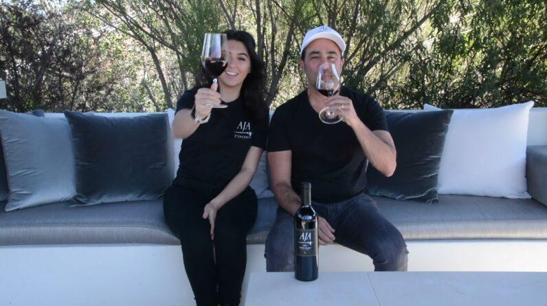 The California Wine Club Presents AJA Vineyards