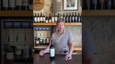 Coup de Foudre  Winery Winemaker Kent Jarman  on their 2018 Cuvee 27.2