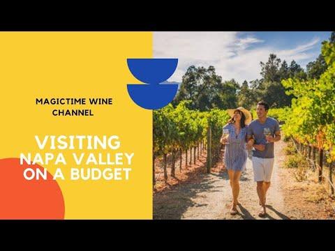 Visiting Napa Valley on a Budget