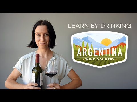 Learn by drinking: Argentina (Course Preview!)
